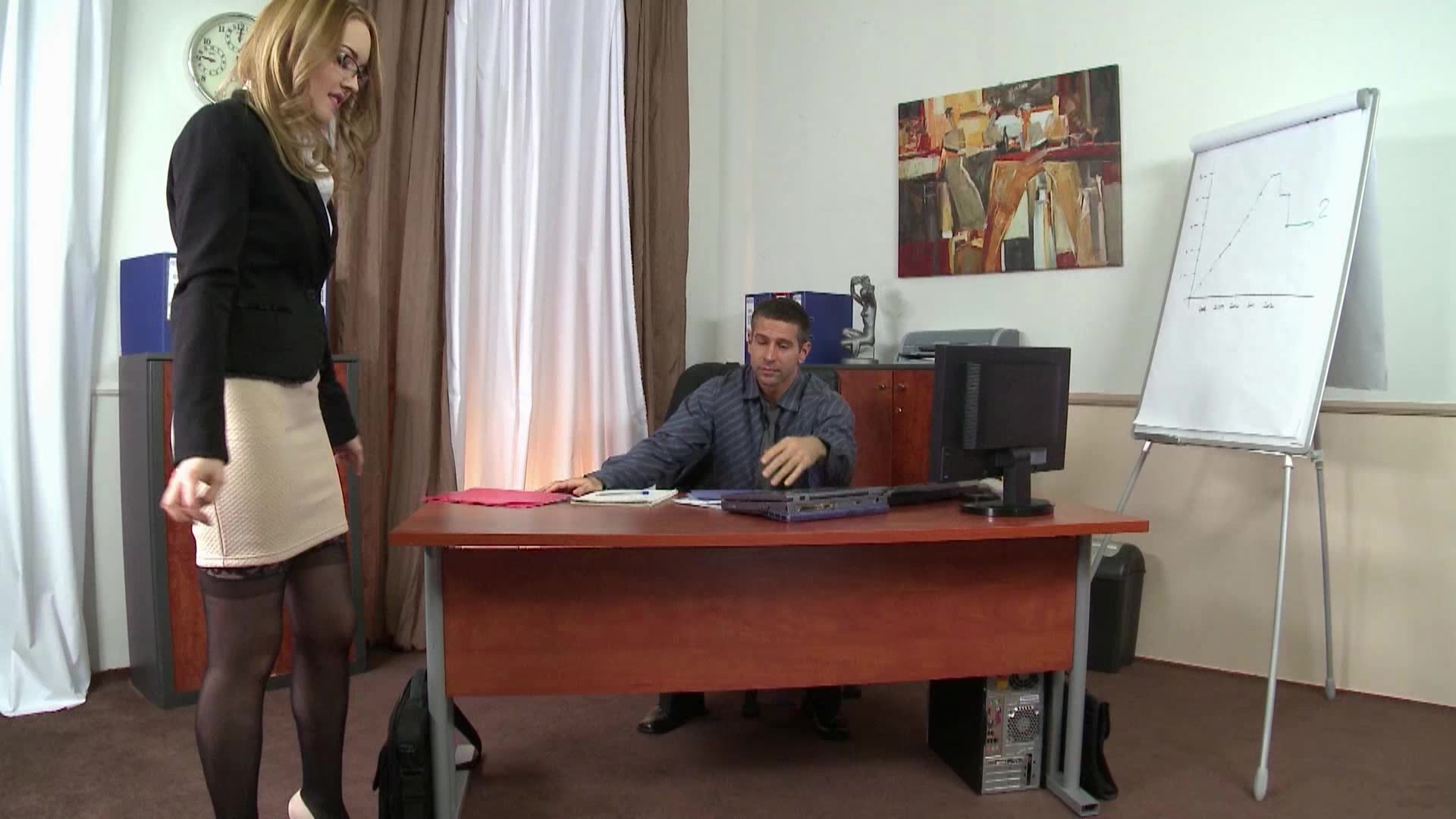 Office Girls 9